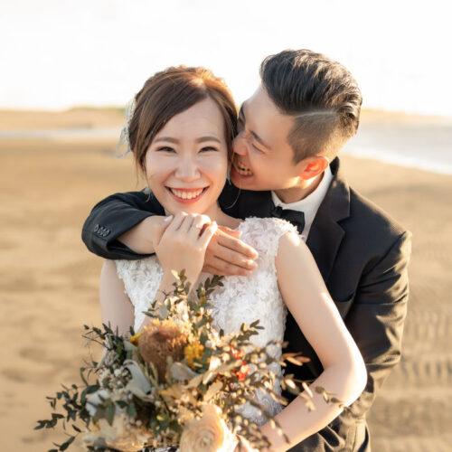 晶綻囍事團隊用心服務,讓你拍出充滿幸福的婚紗照