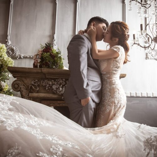 Highly recommended wedding studio for foreigners