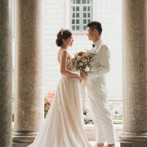 推薦桃園婚紗店:晶綻囍事Amazing Wedding
