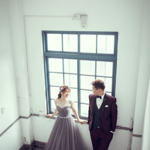 人生重要的婚紗拍攝晶綻囍事